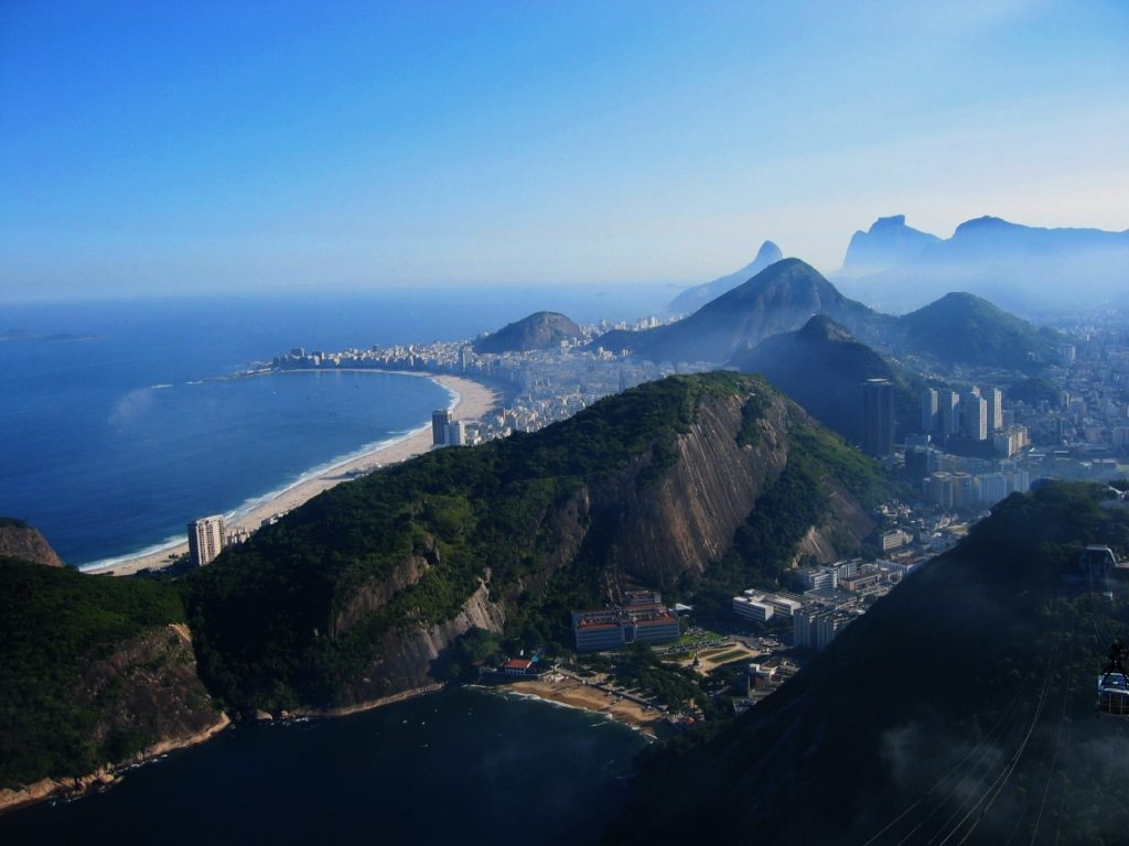 Brazil Sugar Loaf Mountain