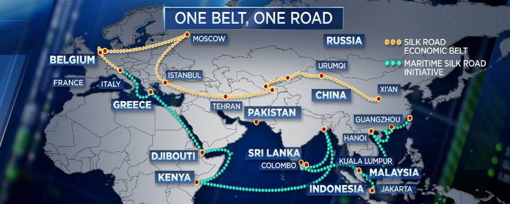 China's Belt & Road Initiative: