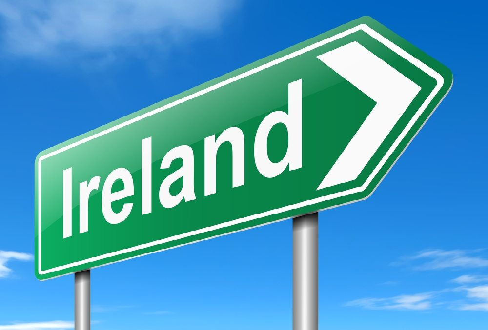 Ireland-Sign