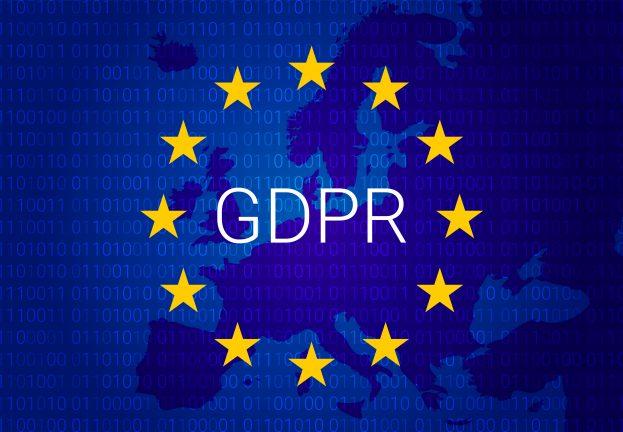 GDPR Europe flag