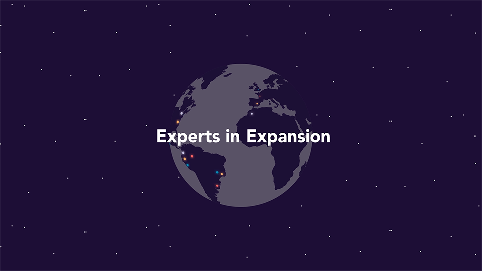 Experts in Expansion