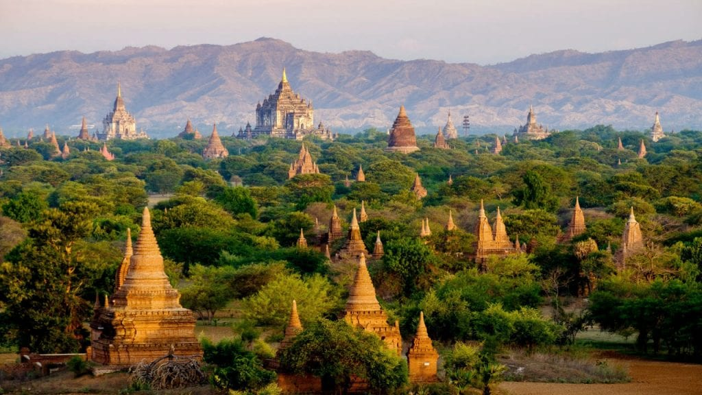 Doing Business in Myanmar: