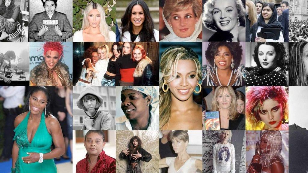 5 Inspiring Women: